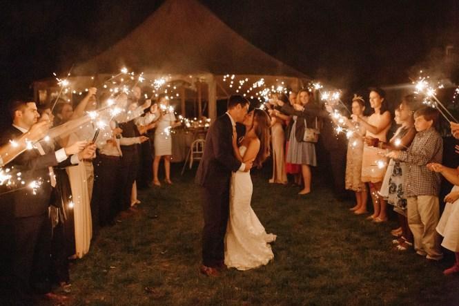 Backyard Shelter Island Wedding-113