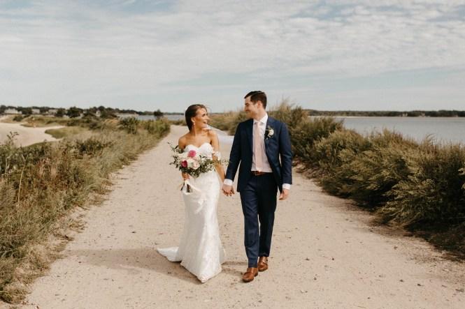 Backyard Shelter Island Wedding-24