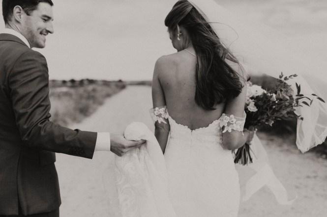 Backyard Shelter Island Wedding-27
