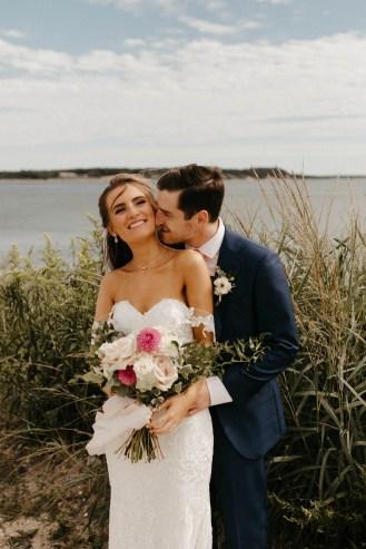 Backyard Shelter Island Wedding-28