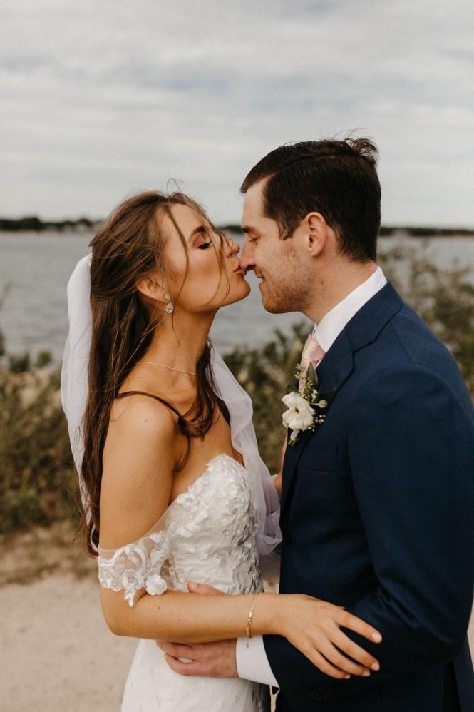 Backyard Shelter Island Wedding-34
