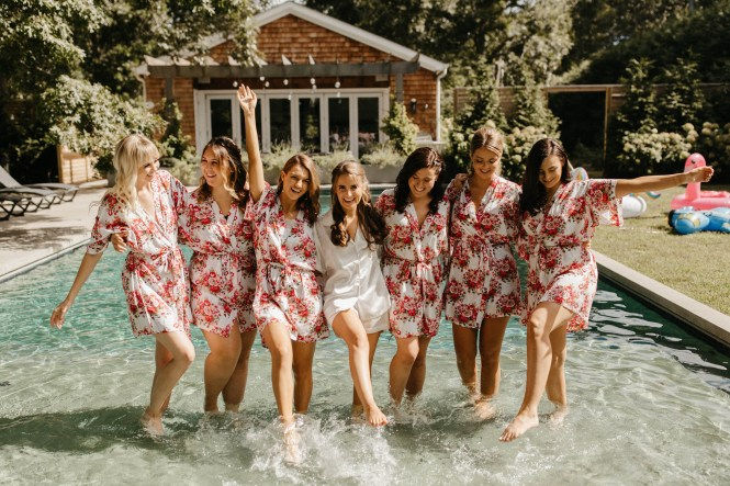 Backyard Shelter Island Wedding-4