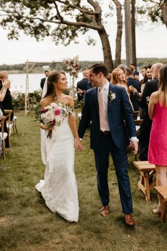 Backyard Shelter Island Wedding-81