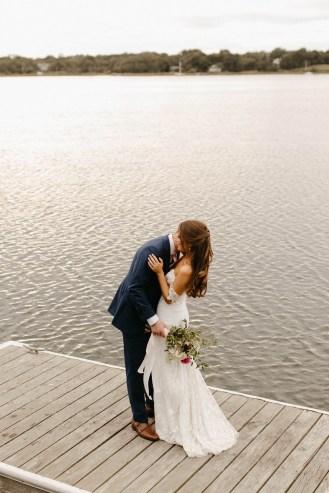 Backyard Shelter Island Wedding-83