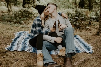 Camping Engagement Shoot-10