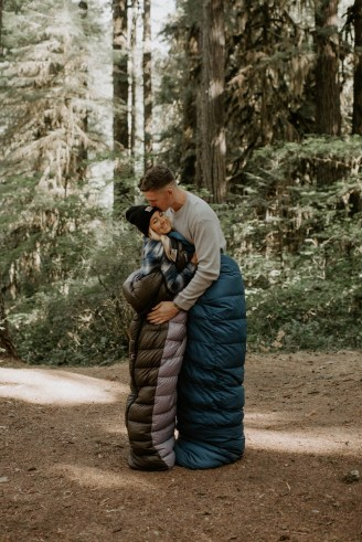 Camping Engagement Shoot-2
