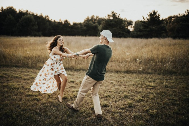 Fall Engagements in Wautoma, Wisconsin-149