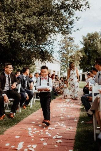 Intimate Wedding at Grace Vineyards in Galt CA-111