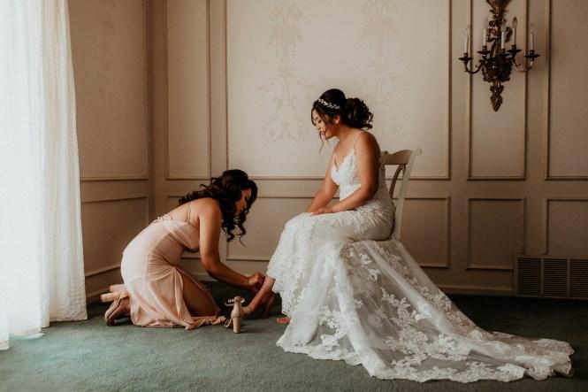 Intimate Wedding at Grace Vineyards in Galt CA-16