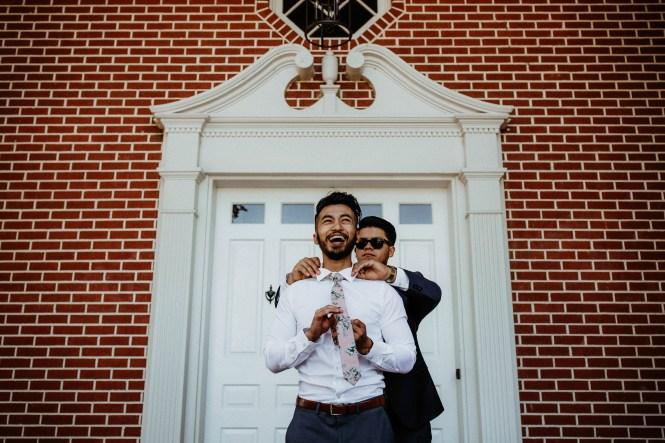 Intimate Wedding at Grace Vineyards in Galt CA-3