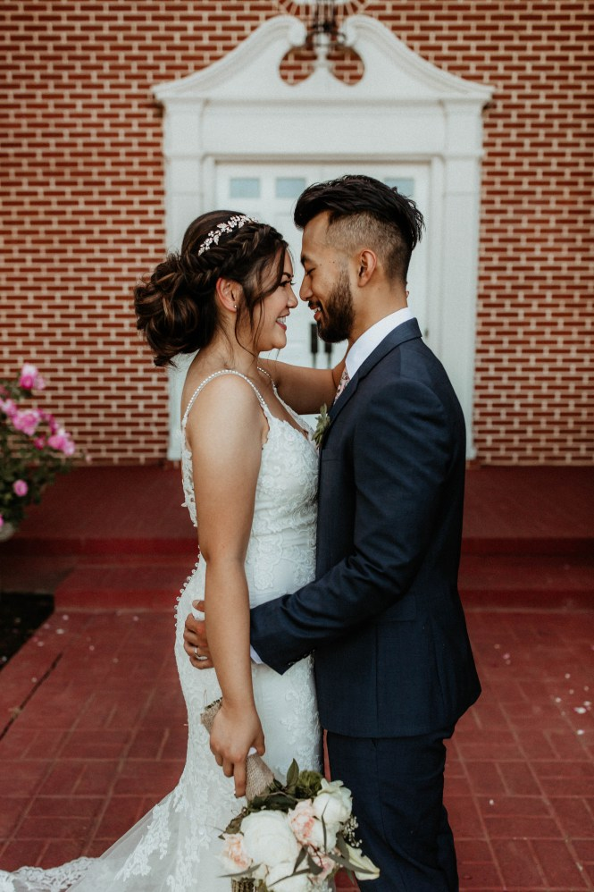 Intimate Wedding at Grace Vineyards in Galt CA-42