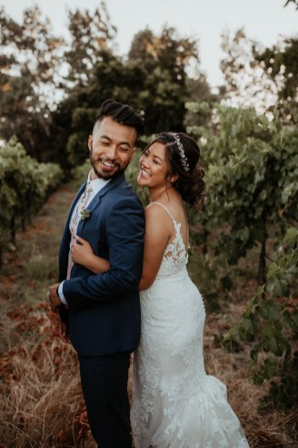 Intimate Wedding at Grace Vineyards in Galt CA-59
