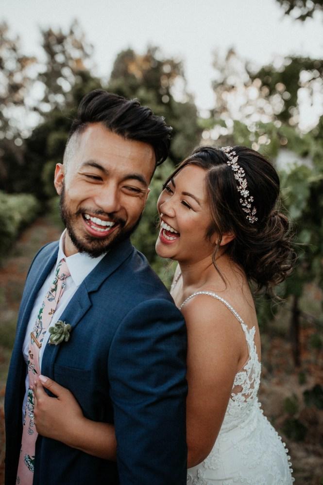 Intimate Wedding at Grace Vineyards in Galt CA-60