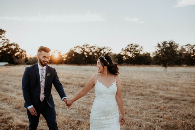 Intimate Wedding at Grace Vineyards in Galt CA-64