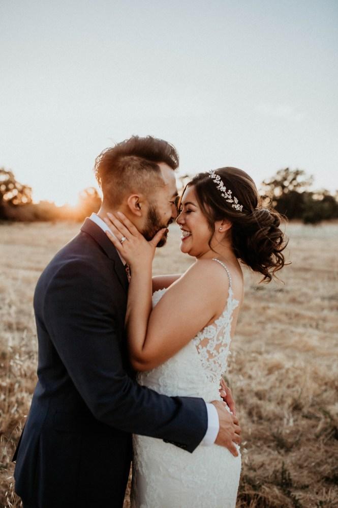 Intimate Wedding at Grace Vineyards in Galt CA-65