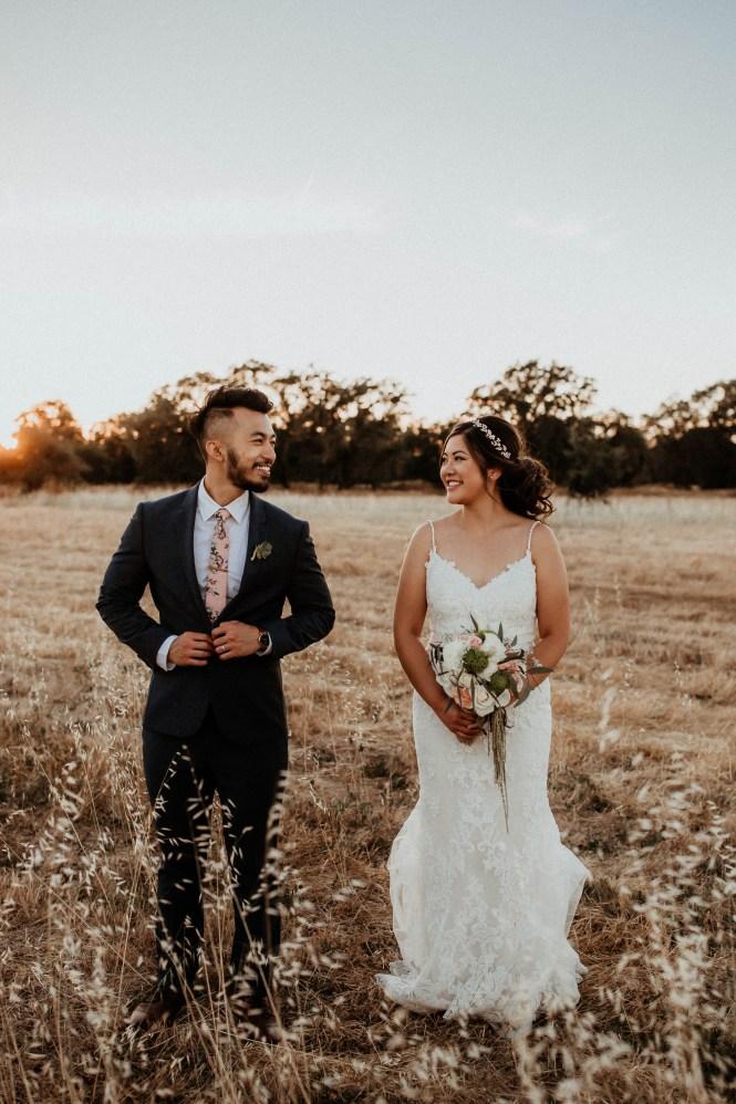 Intimate Wedding at Grace Vineyards in Galt CA-71