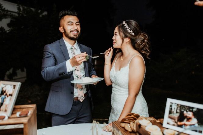 Intimate Wedding at Grace Vineyards in Galt CA-84