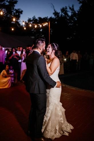Intimate Wedding at Grace Vineyards in Galt CA-87
