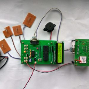 SMS Based Speed and Direction Control of DC motor
