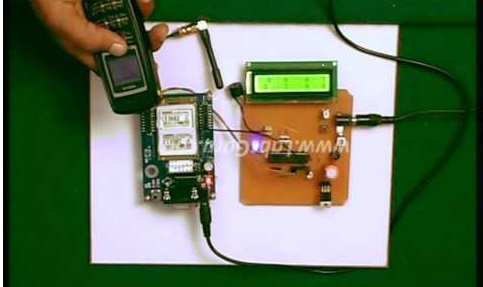 sms based remote voting system