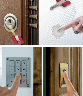 Advanced Access Controlled Lock System