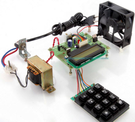 Closed Loop Control for a Brushless DC Motor
