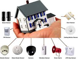 Home Automation and Security System using GSM