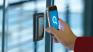 Smartphone Based Access Control System