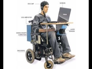 Automatic Wheel Chair for Physically Challenged