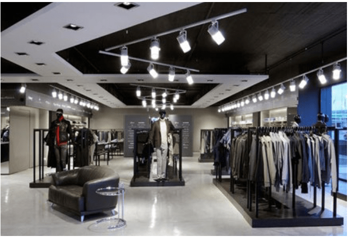 retail lighting solutions
