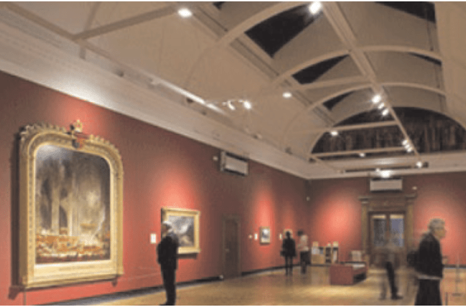 Museums and Exhibition  lighting
