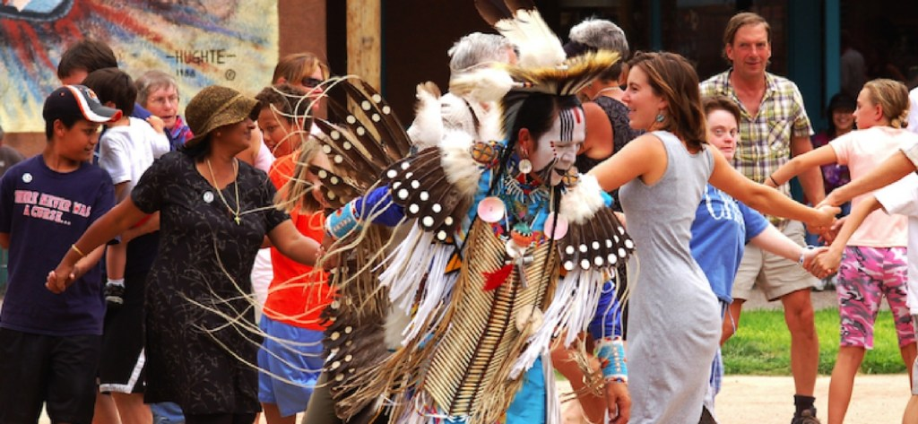 Celebrate Thanksgiving at theIndian Pueblo Cultural Center