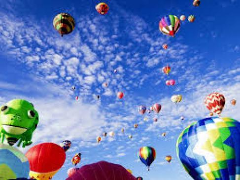 Albuquerque's International Balloon Festival