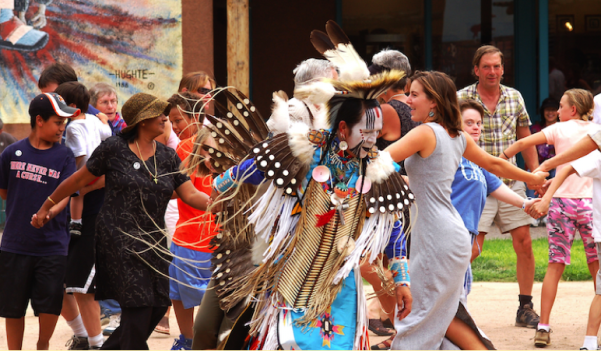 Experience Native American Culture at the Indian Pueblo Cultural Center