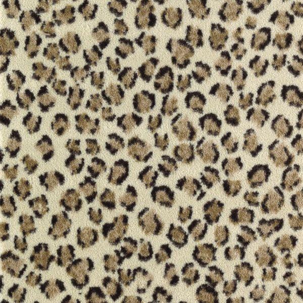 Cheetah Animal Print Carpet