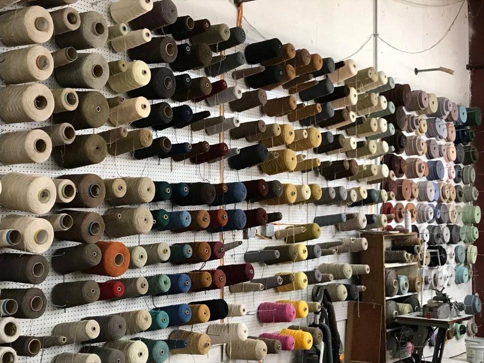 Rug Serging Yarn