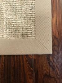 rug-mitered-corner - Myers Carpet and Flooring Center