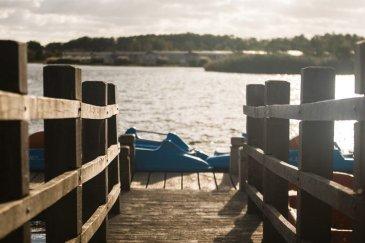 Lake - dock