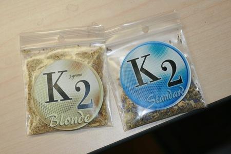 Legal But Not Safe: K2