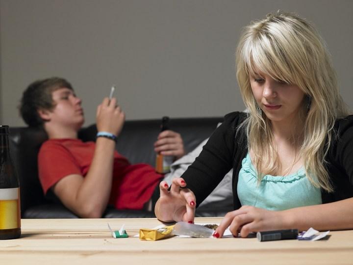 Marijuana and Mood Disorders….