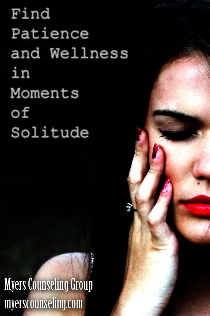 Inspirational Quote of the Day: Solitude