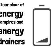 Energy Vampires, Energy Drainers