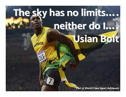 Usain Bolt: 6 things we can learn from his sucess