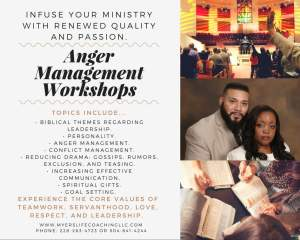 Church Workshops and Classes