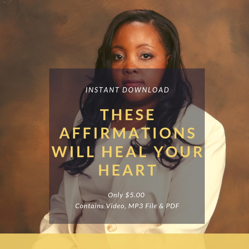 Heal Your Heart Affirmations