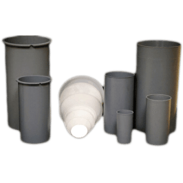 M.A. Industries Cylinder Molds