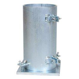 Steel Cylinder Mold-No Handle