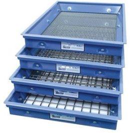 testing screen trays