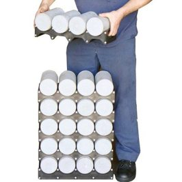 plastic curing rack