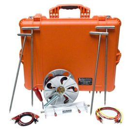 soil resistivity kit